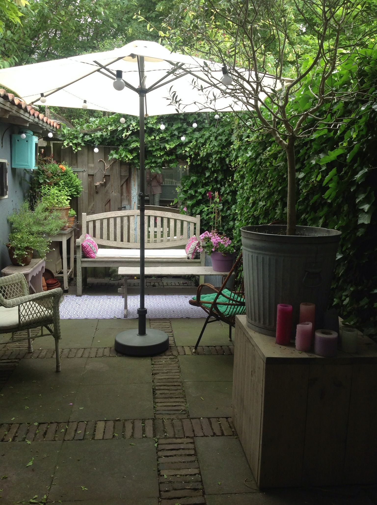 Ons Tuintje Schrebergarten Garten