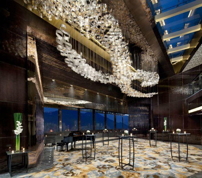 Prefunction, Ritz Carlton Hong Kong, Christopher Cypert