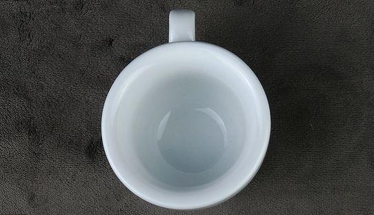 Extra dickwandige (10 mm) kleine Espresso-Tasse »Sorrento« / Nuova Point (62 ml) 1 Tasse & Untertasse | Moka Consorten - Onlineshop
