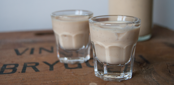 Classic Dulce de Leche Baileys! The Pampas drink :) Check our recipe out on our blog! Enjoy!