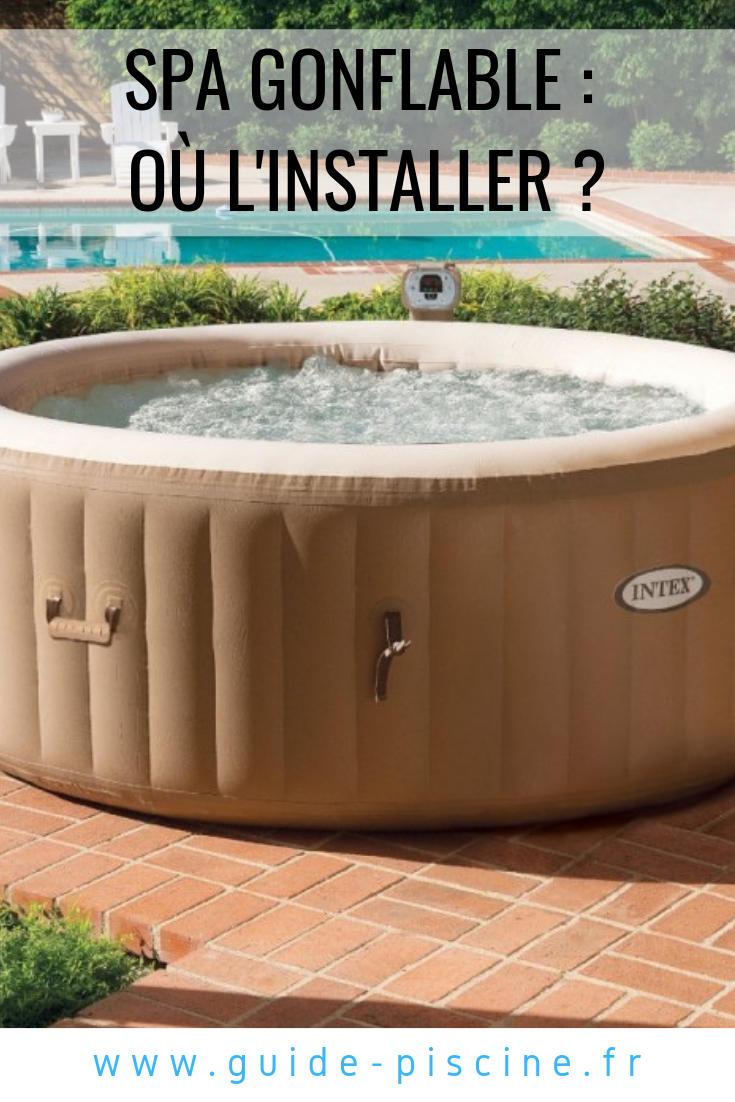Amenagement Spa Gonflable Interieur a quel emplacement installer son spa gonflable ? | spa