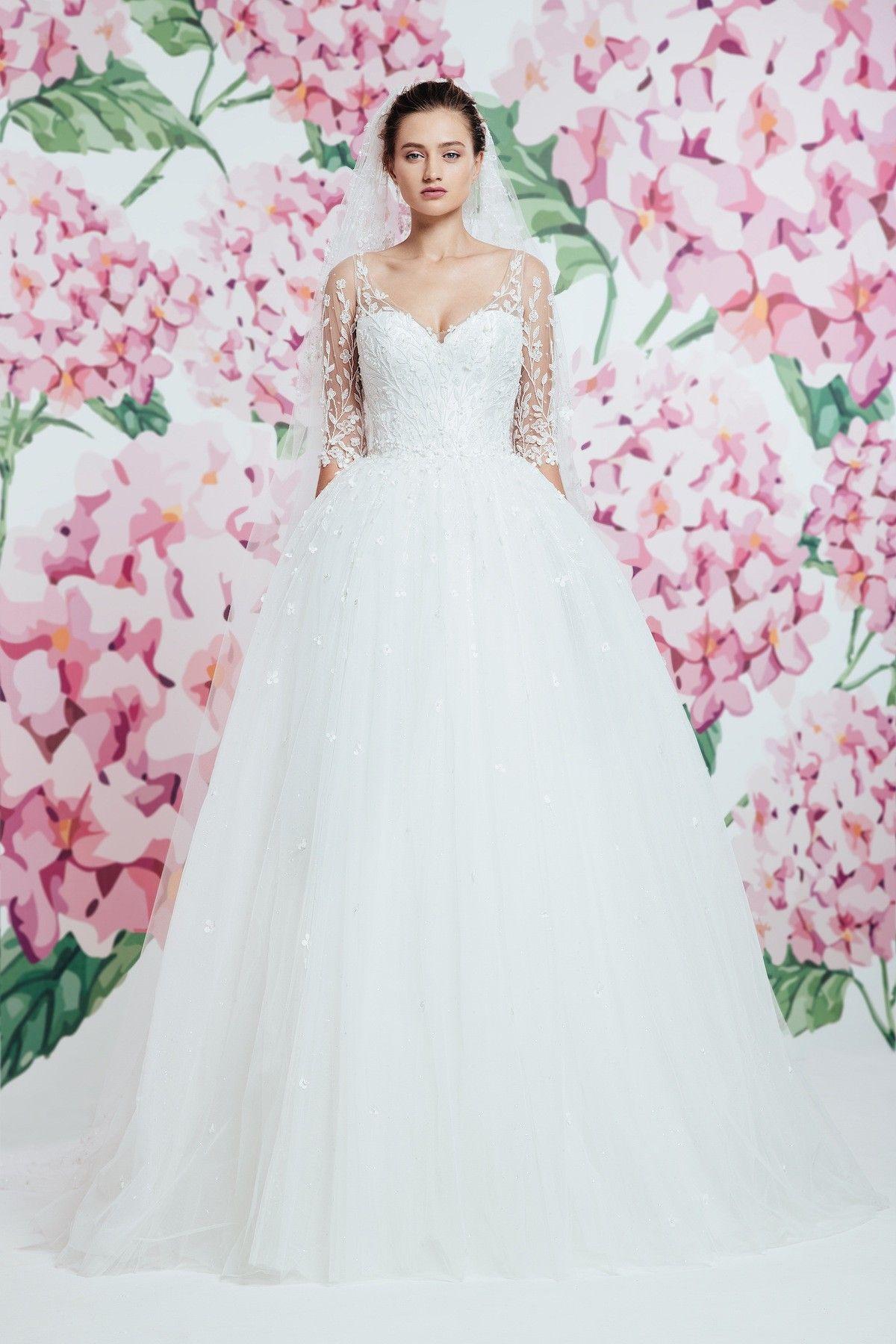Georges hobeika bridal bridal look weddings pinterest