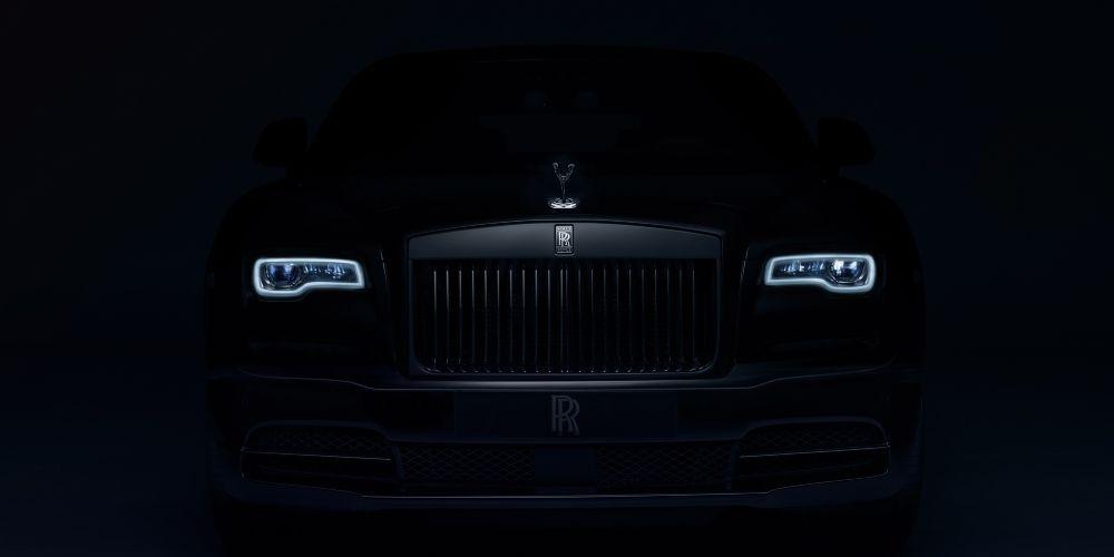 Black Badge By Rolls Royce Rolls Royce Rolls Royce Black Black