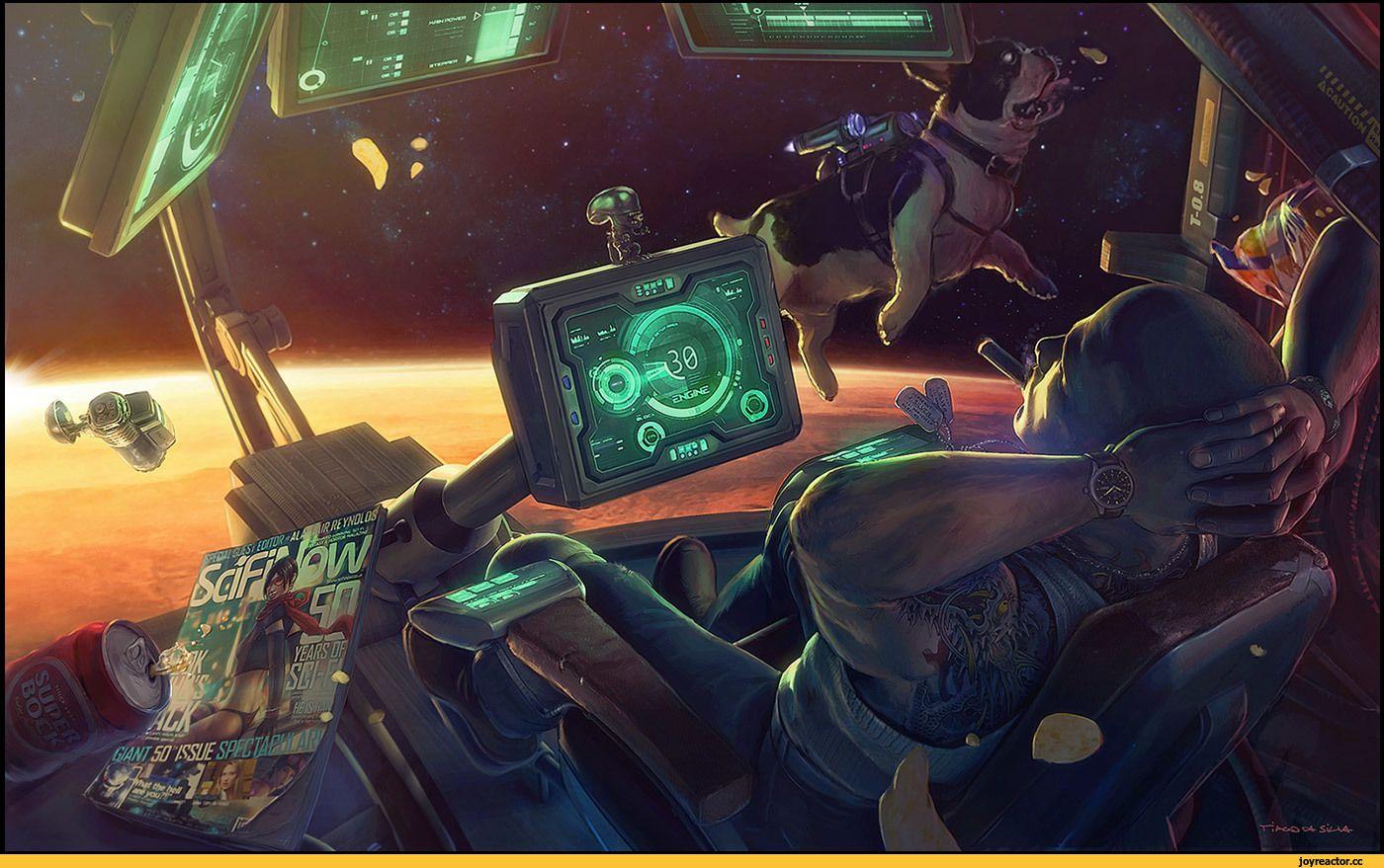 http//img220.joyreactor.cc/pics/post/full/grafik Sci Fi art D220BA ...