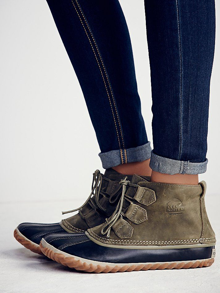 wholesale dealer d4e87 6ead6 Sorel Out N About Weather Boot at Free People Clothing Boutique