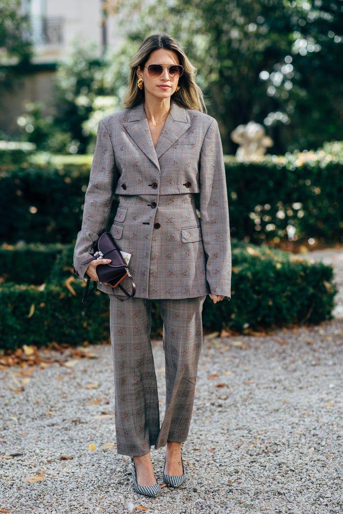 Winter Fashion Tips From Olivia Palermo. #winterfashion
