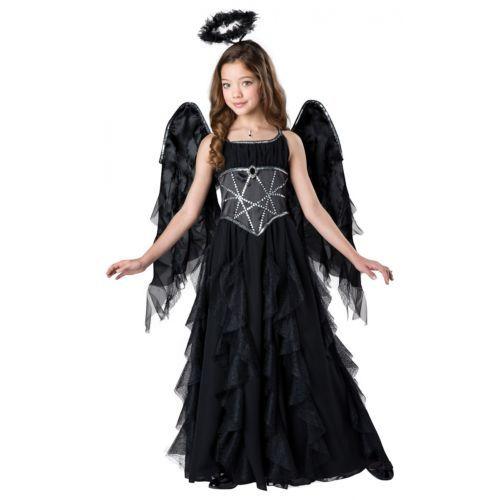 5327a1e5eccd Dark-Angel-Costume-Kids-Halloween-Fancy-Dress | Halloween Costumes ...