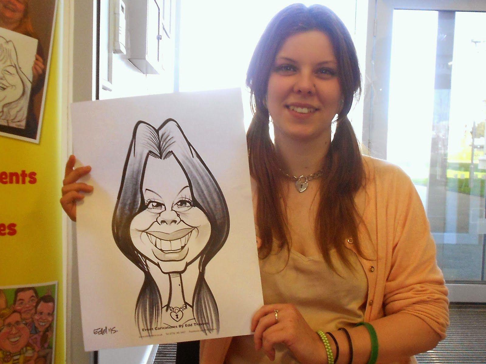 Jeremy Clarkson Caricature artist, Caricature