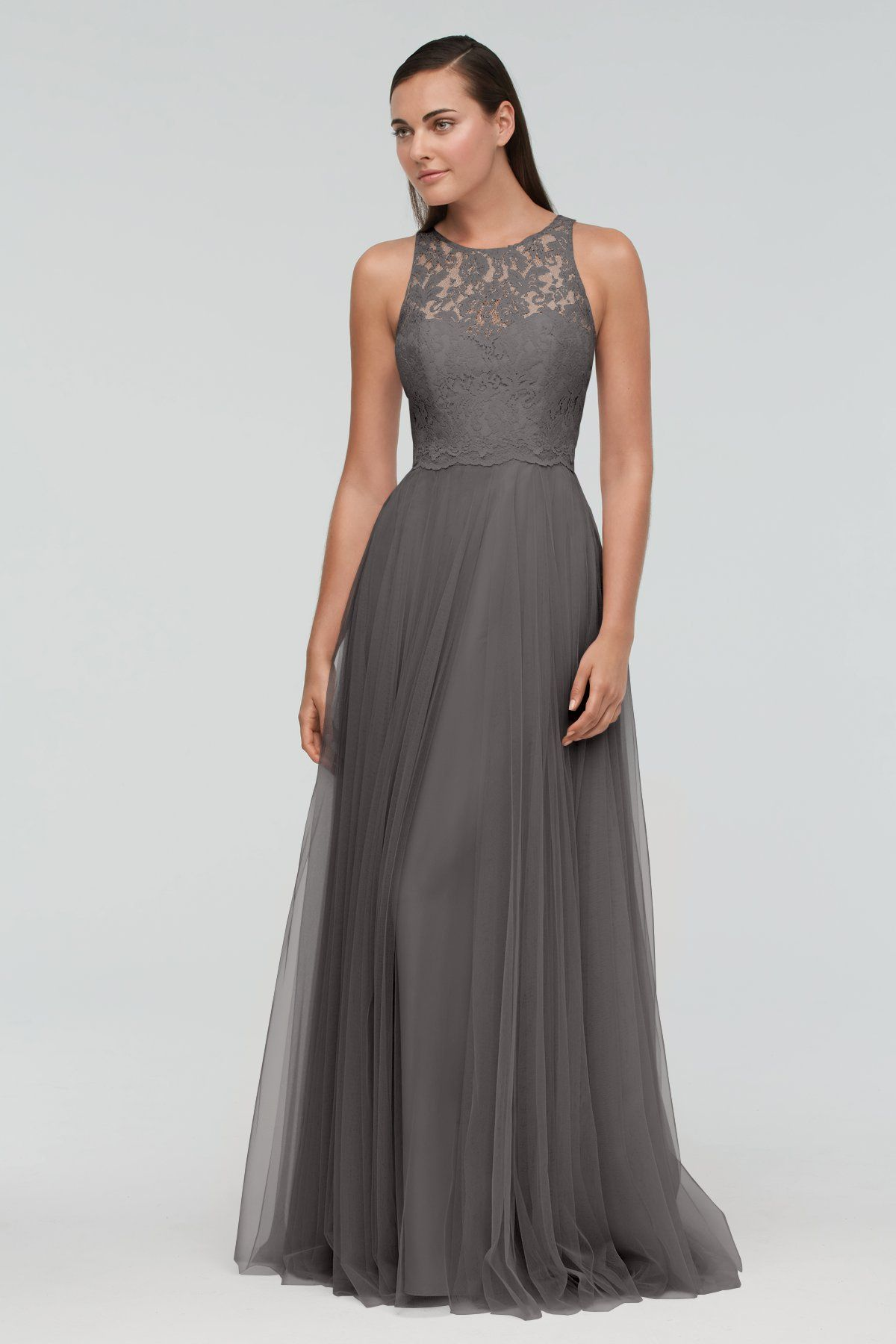 d07dc2919a2a Watters Maids Dress Jenny | Bridesmaid | Maid dress, Bridesmaid ...
