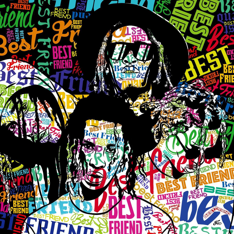 Young Thug Art Young Thug Album Art Thug