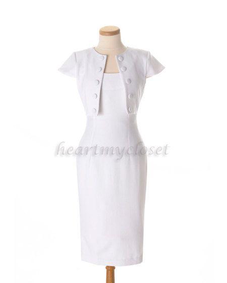 SHIRLEY pencil designer inspired dress custom by heartmycloset, $110.00