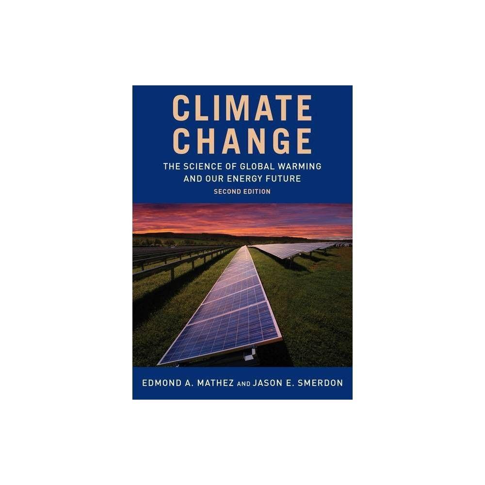 580+Climate Change   2nd Edition by Jason Smerdon Paperback