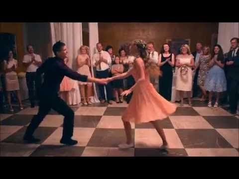 Our Best Wedding Dance Swing Lindy Hop Charleston
