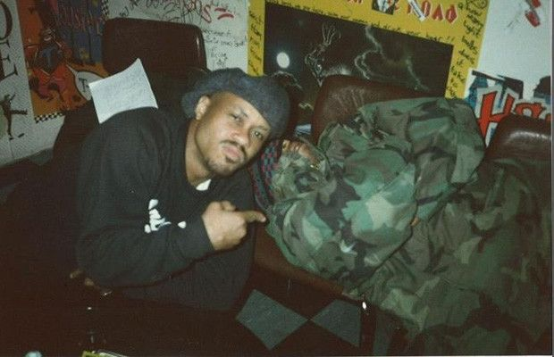 Gang Starr - 50 Classic Hip-Hop Photos Found on Facebook | Complex