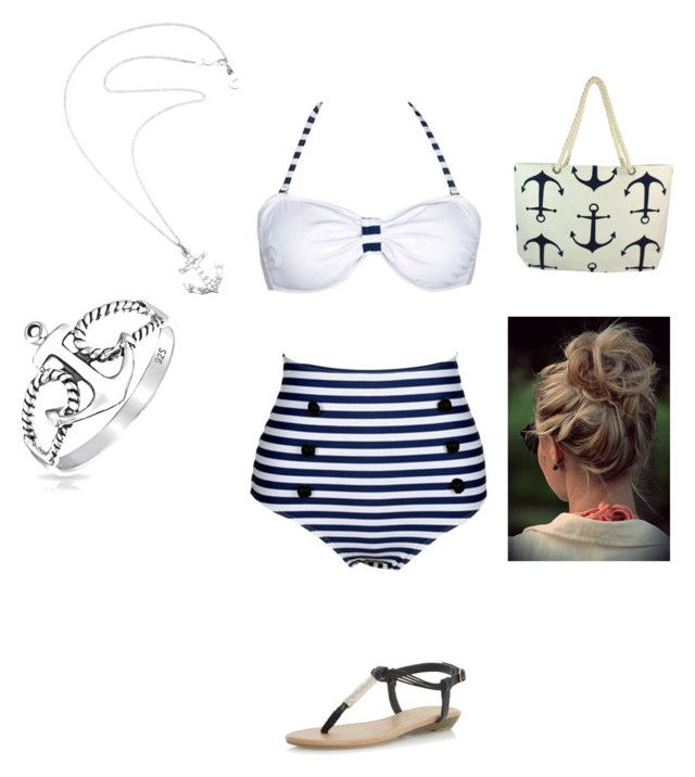 Anchor by kandikanekat on Polyvore featuring polyvore, fashion, style, Dorothy Perkins, Bling Jewelry, Karen Walker and clothing