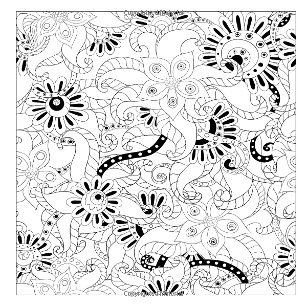 Intricate patterns and designs adult coloring book sacred mandala designs and patterns coloring books for