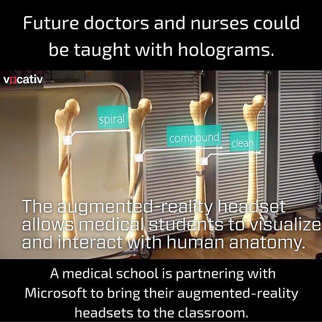 An awesome Virtual Reality pic! #VirtualReality could be so amazing in #nursing school! #nurselife #nursingschool by nursecorehc check us out: http://bit.ly/1KyLetq