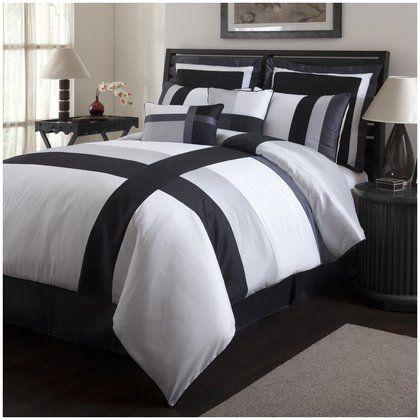 Lush Decor Iman 8-pc Comforter Set