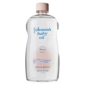 Is baby oil safe for sex lubricant