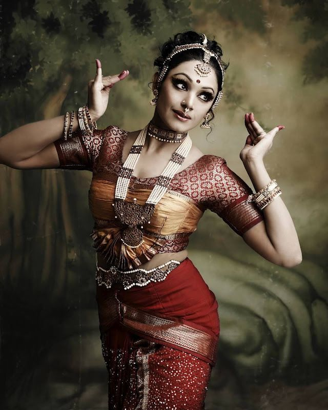 South Indian Actress Shobana and accomplished dancer...