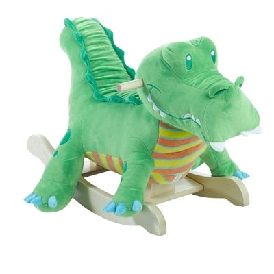 Musical Kyle the Crocodile Toy Rocker by Baby Gifts N Treasures.com