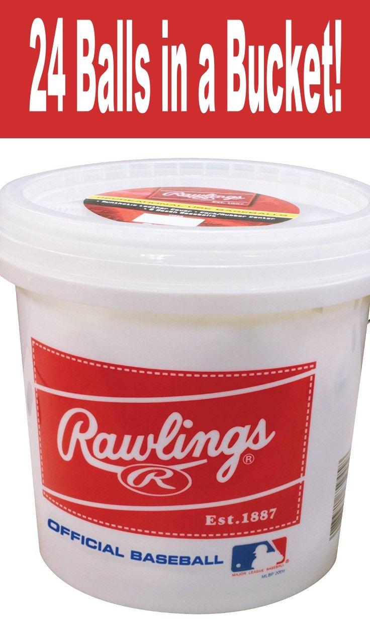 Need some batting practice? Grab a bucket of balls today here: http://baseballandhotdogs.com/bucket-of-balls #baseball #baseballtour #baseballjourney #baseballjournal #rvlife