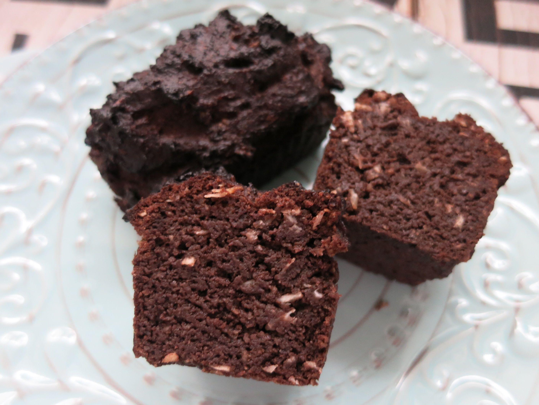 Kokos Schoko Brownies Rezept