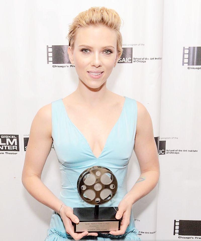 ♠ Scarlett Johansson #Actress #Celebrities