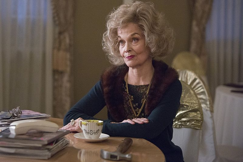 Grace Zabriskie as the evil Armenian mafia matriarch in Ray Donovan