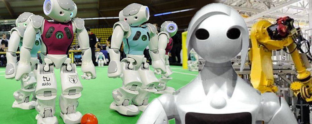 Eight signs of the robot incursion