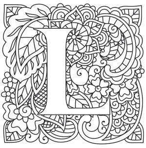 fancy mandala coloring pages - photo#44