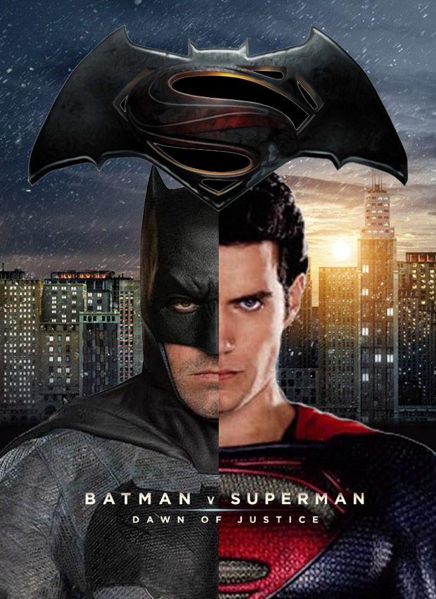 Dawn Of Justice Sub Indo : justice, Batman, Superman, Justice, Poster, Superman,, Batman,