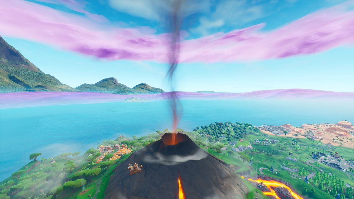 A Countdown Has Appeared at Loot Lake in Fortnite The event