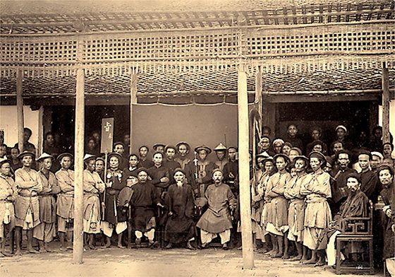 Nguyen Dynasty | An Nam Dai Viet | Việt nam, Viết, Văn hóa