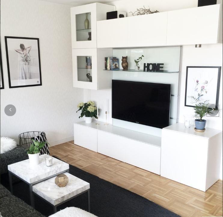 Meubles tele ikea best album 4 banc tv besta ikea r alisations clients s rie 1 photos of meubles - Top deco meuble ...