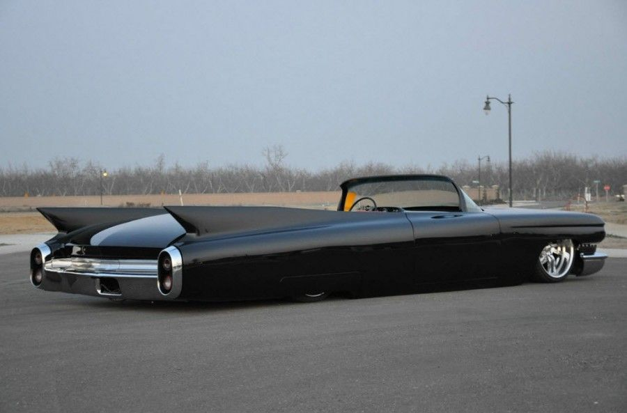 1960 cadillac de ville | eBay Motors Blog | Car | Pinterest ...
