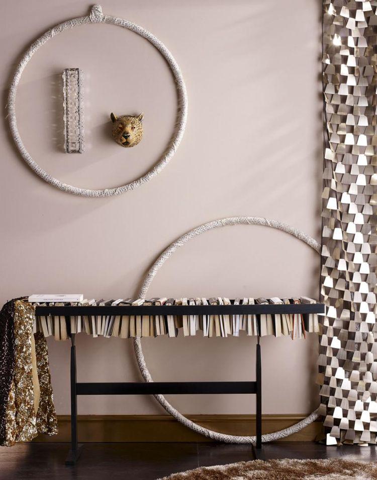 Farbe Puderrosa richtig kombinieren – Ideen zum Wohnen und Stylen ...