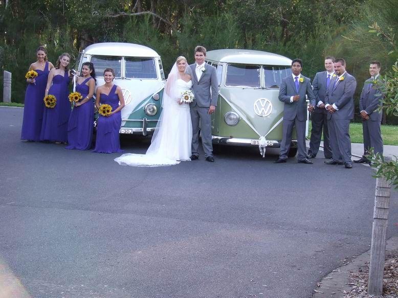 Image Gallery   Mirror Image Weddings   Kombi Wedding Car Hire, Wedding  Chauffeur   Coffs