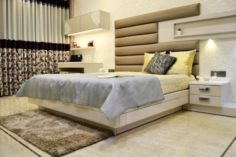 Indian Small Bedroom Design Photo Gallery