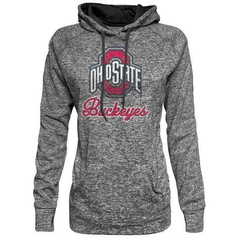 Women's Ohio State Buckeyes Fleece Hoodie #ohiostatebuckeyes