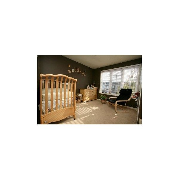 stunning brown baby room babydeco babydeco co uk via polyvore