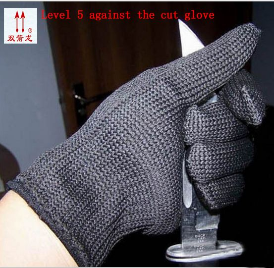 Europe and the authentic proof cut glove Cut against blade puncture ...