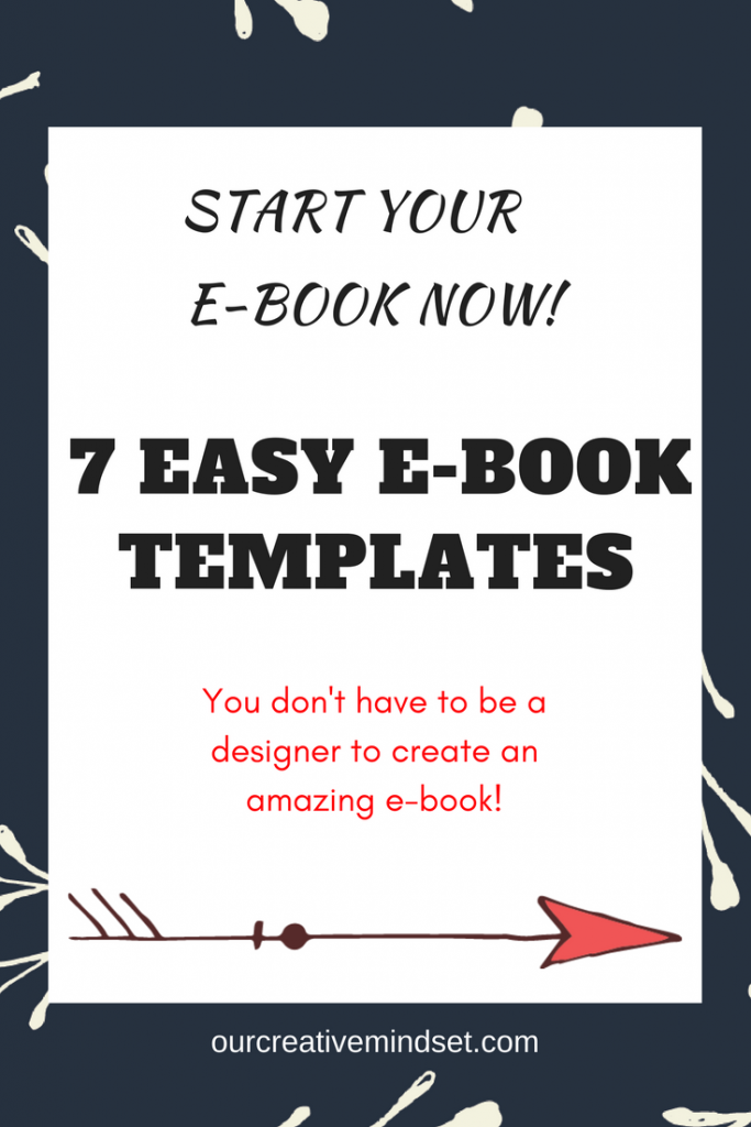 7 awesome ebook templates - Create an online cours