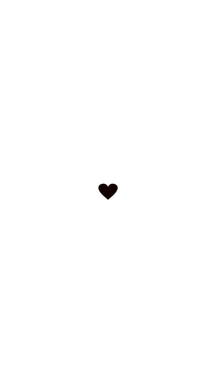 iphone wallpaper minimalist samsung Hintergrundbild Wie albern ich bin. Natrlich ist meine Liebe fa