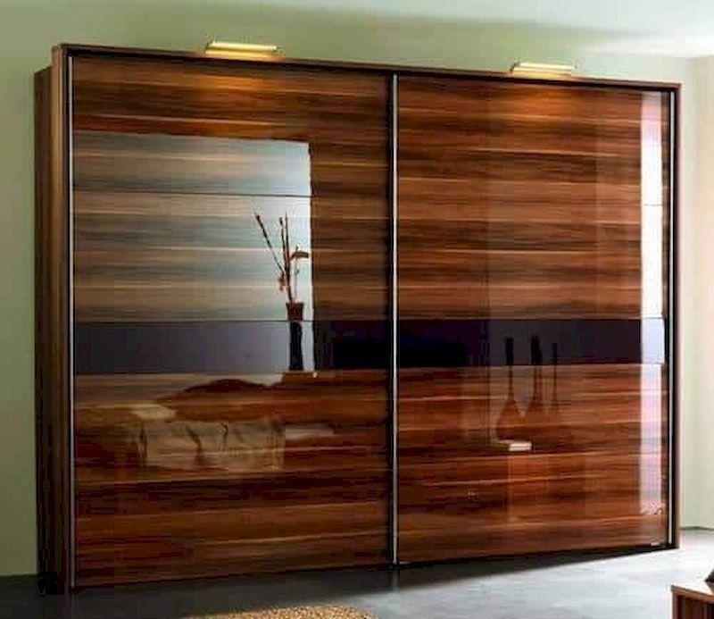 Orc Bargain Sliding Closet Door Makeover Wood Sliding Closet