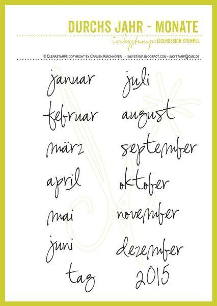 Domain Default Page Lettering Stempel Geburtstagskalender Ausdrucken