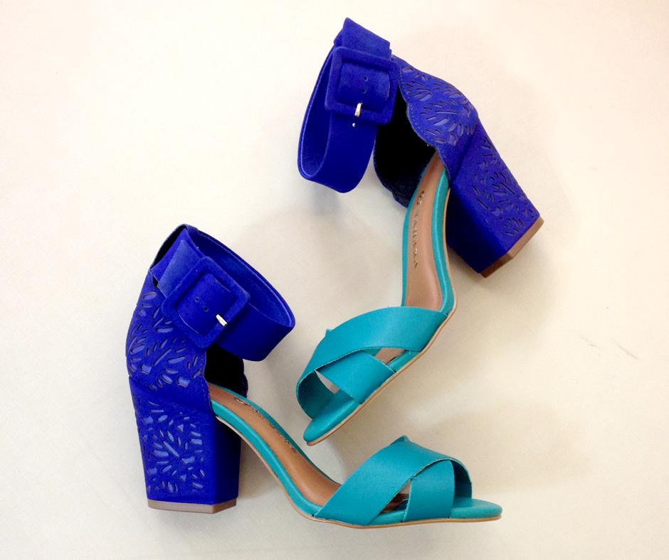 Novidades primavera-verão 2015. Moda. Sapatos Tanara Brasil.
