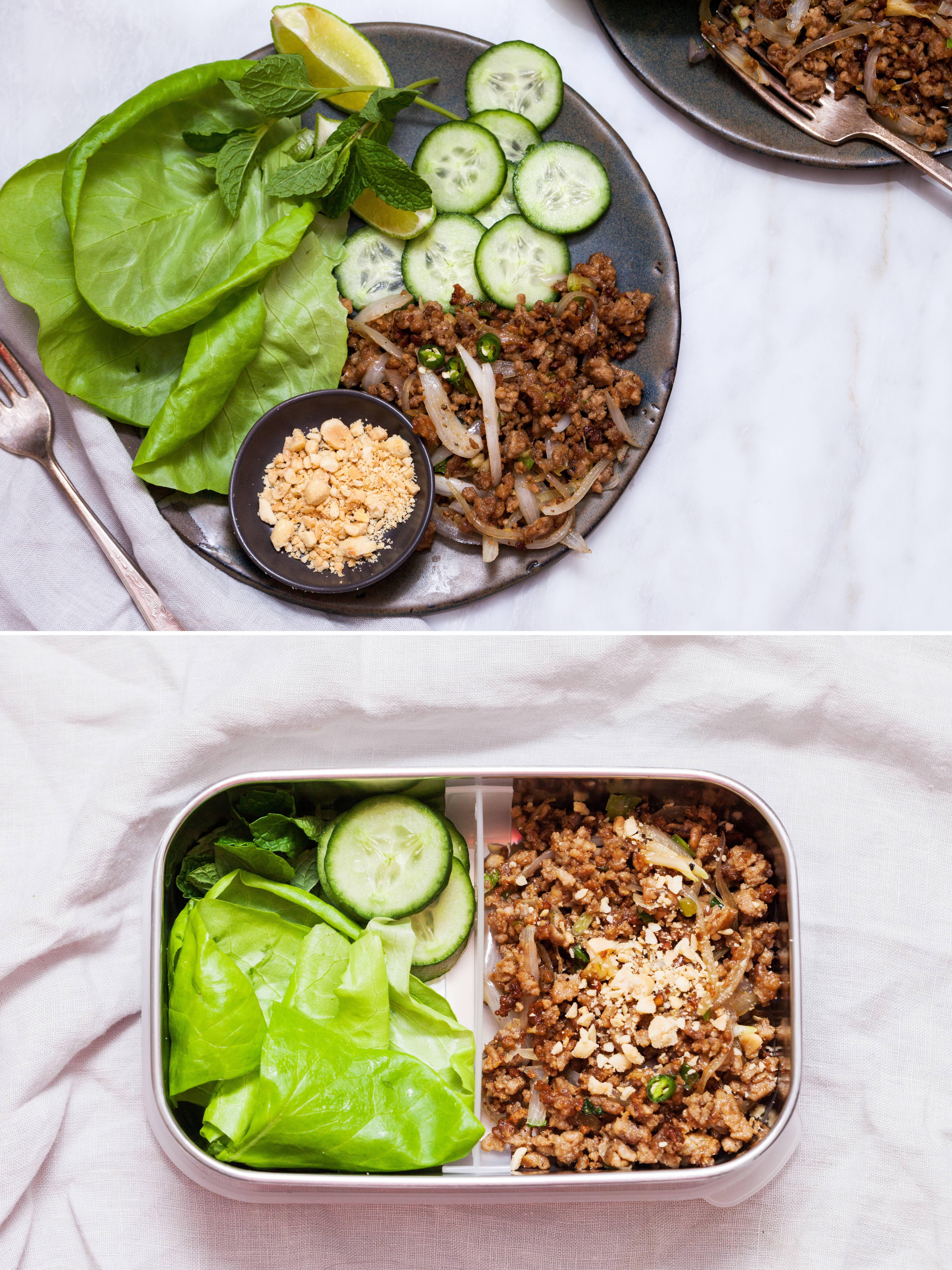 28 points and 10 comments so far on reddit mindful eating im having fun meal prepping decided to ease my husband into pre portioned lunches with this awesome laab moo recipe and tips in the comments forumfinder Choice Image