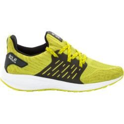 Photo of Jack Wolfskin men casual shoes Coogee Knit Low Men 43 green Jack WolfskinJack Wolfskin