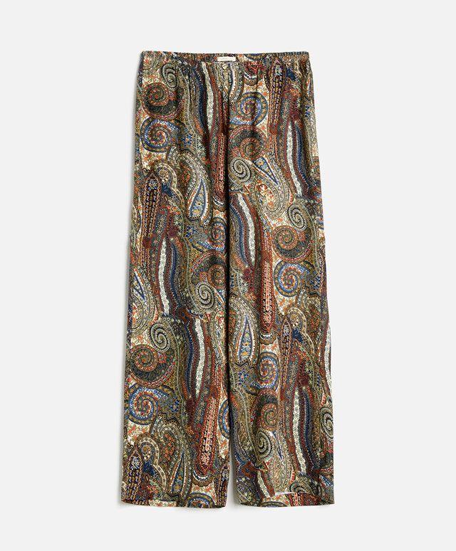 Pantalon jambe large - OYSHO